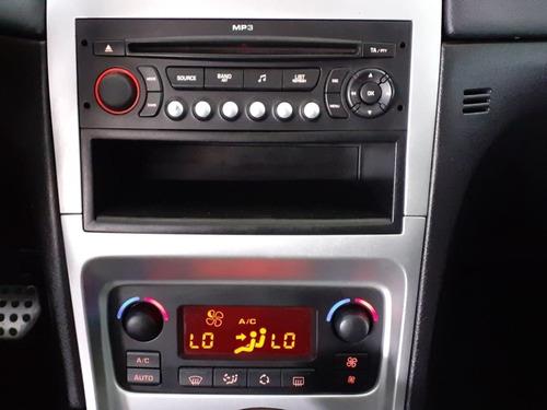 307 2.0 griffe 16v gasolina 4p automático
