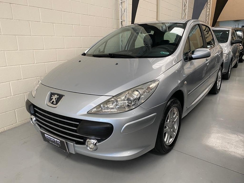 307 hatch 1.6 flex completo 2011