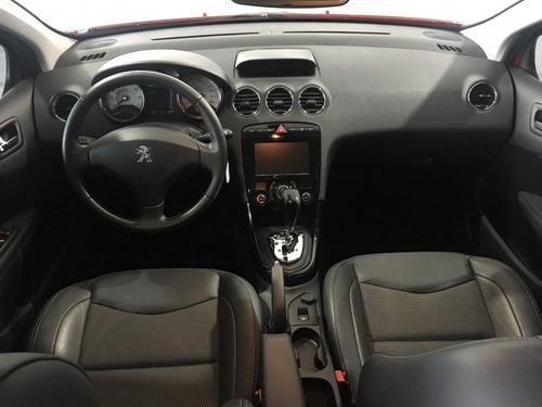 308 2.0 allure 16v flex 4p automático