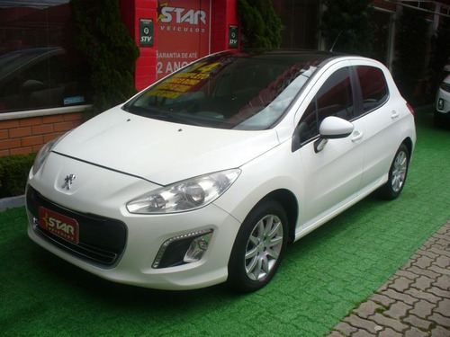 308 active 1.6 flex - 2014 - star veículos