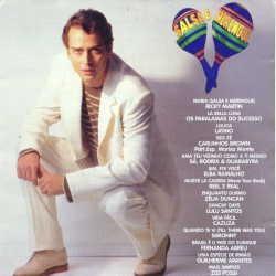 3085 - cd novela salsa e merengue