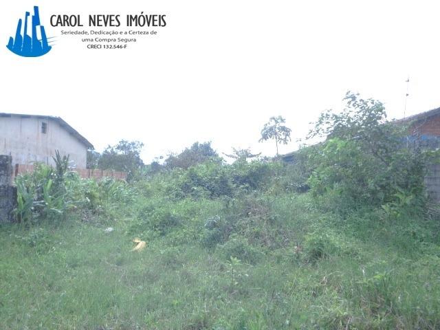 3097-terreno com 150 m² no baln. itaguaí em mongaguá !