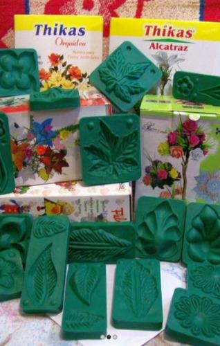30moldes tikas +libro d paso a paso en flors rosas 40 hojas