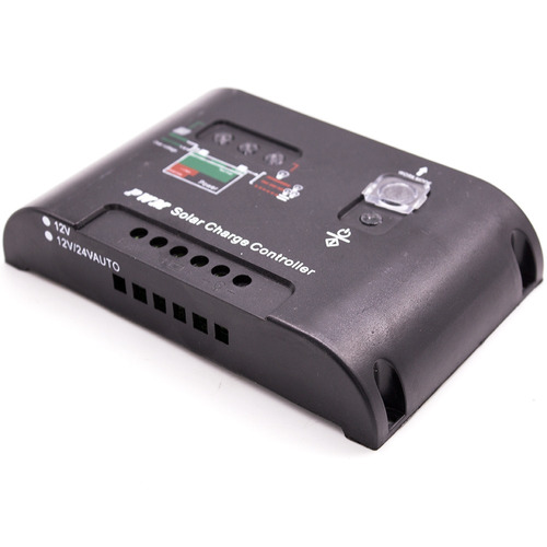 30x controlador carga 20a 12v/24v regulador painel solar