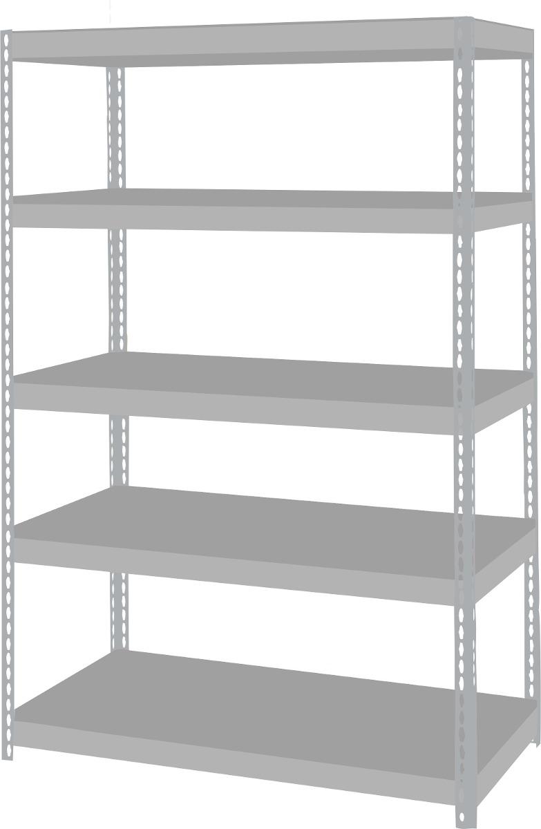 30x85cm anaquel reforzado estante rack metalico de 5 - Ofertas estanterias metalicas ...