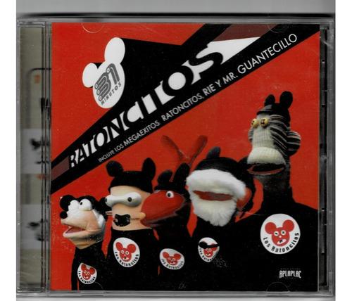 31 minutos: ratoncitos ( cd sellado)