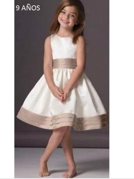 cd81f3601 31 Patrones Vestidos Niña Modelos Desde 6m Hasta 9 Año  ar -   80
