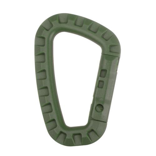 3*1 unids tactic mosquetones clip mochila colgando d forma