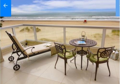 31 y playa  vista al mar! mar de las pampas!