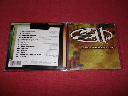 311 - grassroots cd imp ed 1994 mdisk