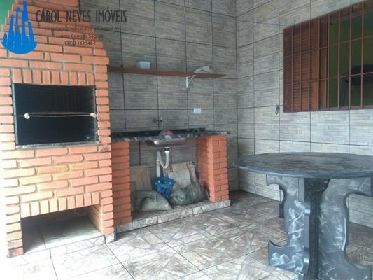 3115 - mongaguá churrasqueira 2 dormitórios financiamento