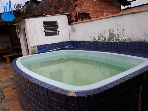 3123- casa no litoral piscina edícula churrasqueira
