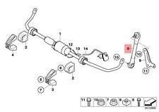 31306781547 apoyo pendular barra estabilizadora bmw 5 e60