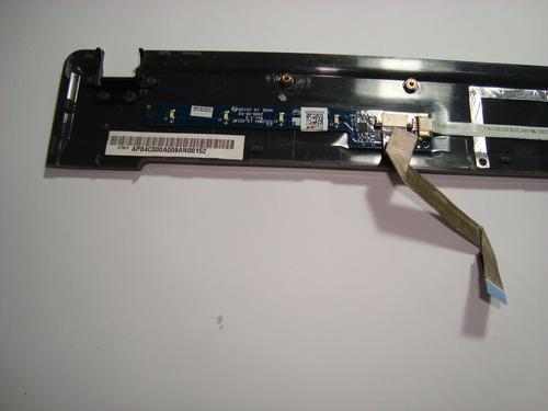 3152 - protetor do teclado e botões lenovo 3000 g530