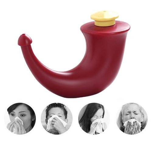 3*1pc sistema de lavado de nariz nasal con enjuague nasal ne