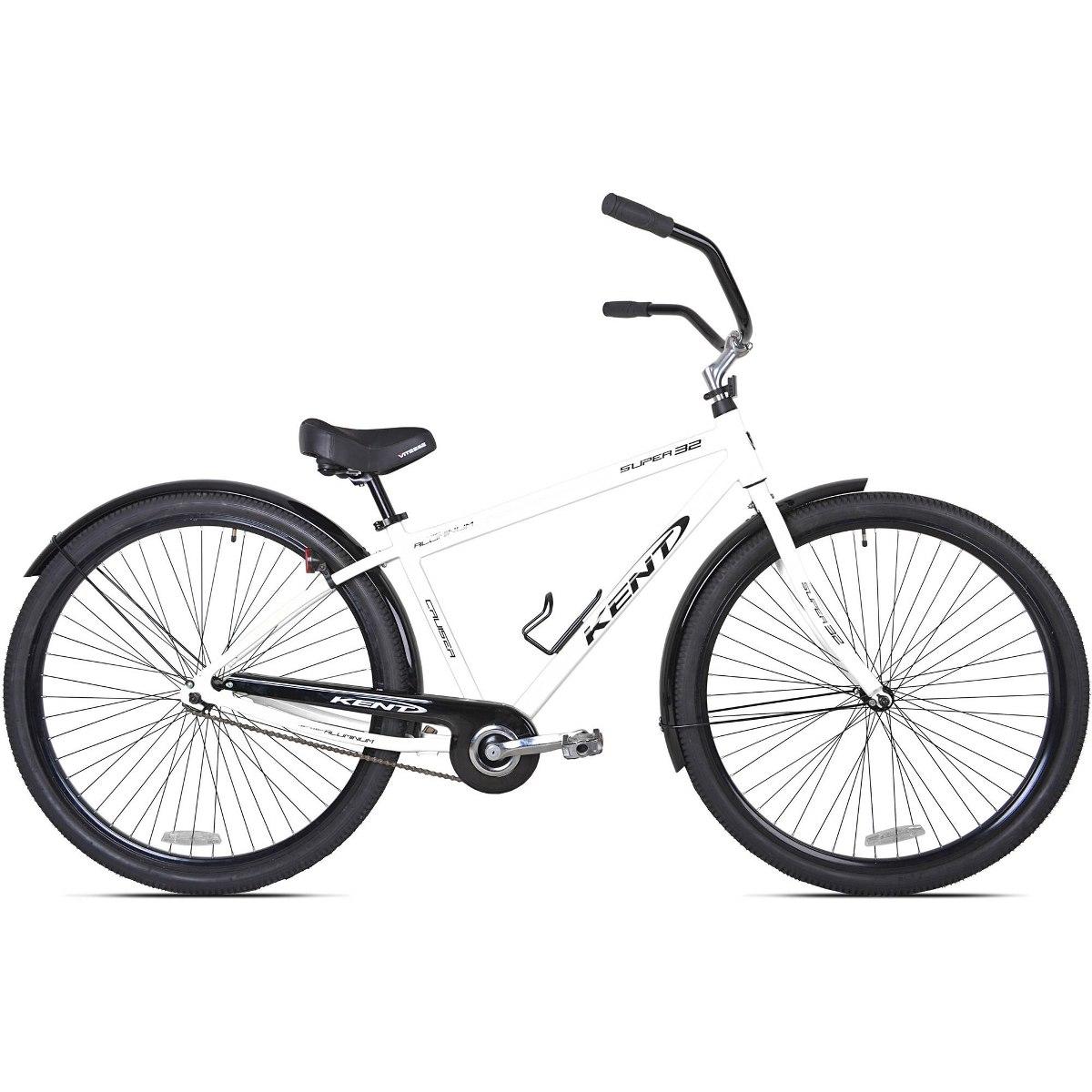 32 Bici Del Crucero De Playa Unisex Kent Super 32, Blanco - $ 1.209 ...