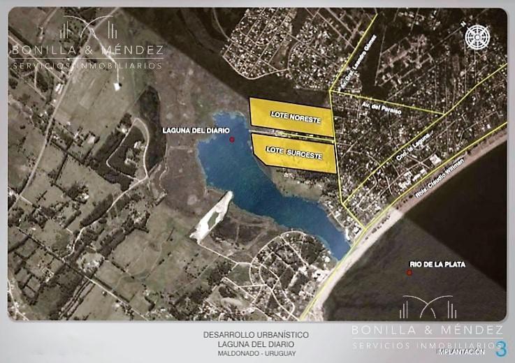32 hectáreas con costa a la laguna del diario, ideal fraccionamiento