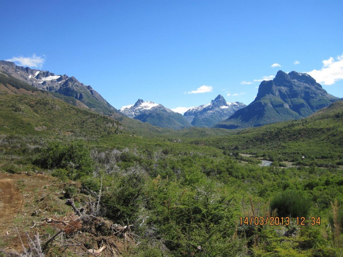 32 hectáreas costa del río villegas cholila