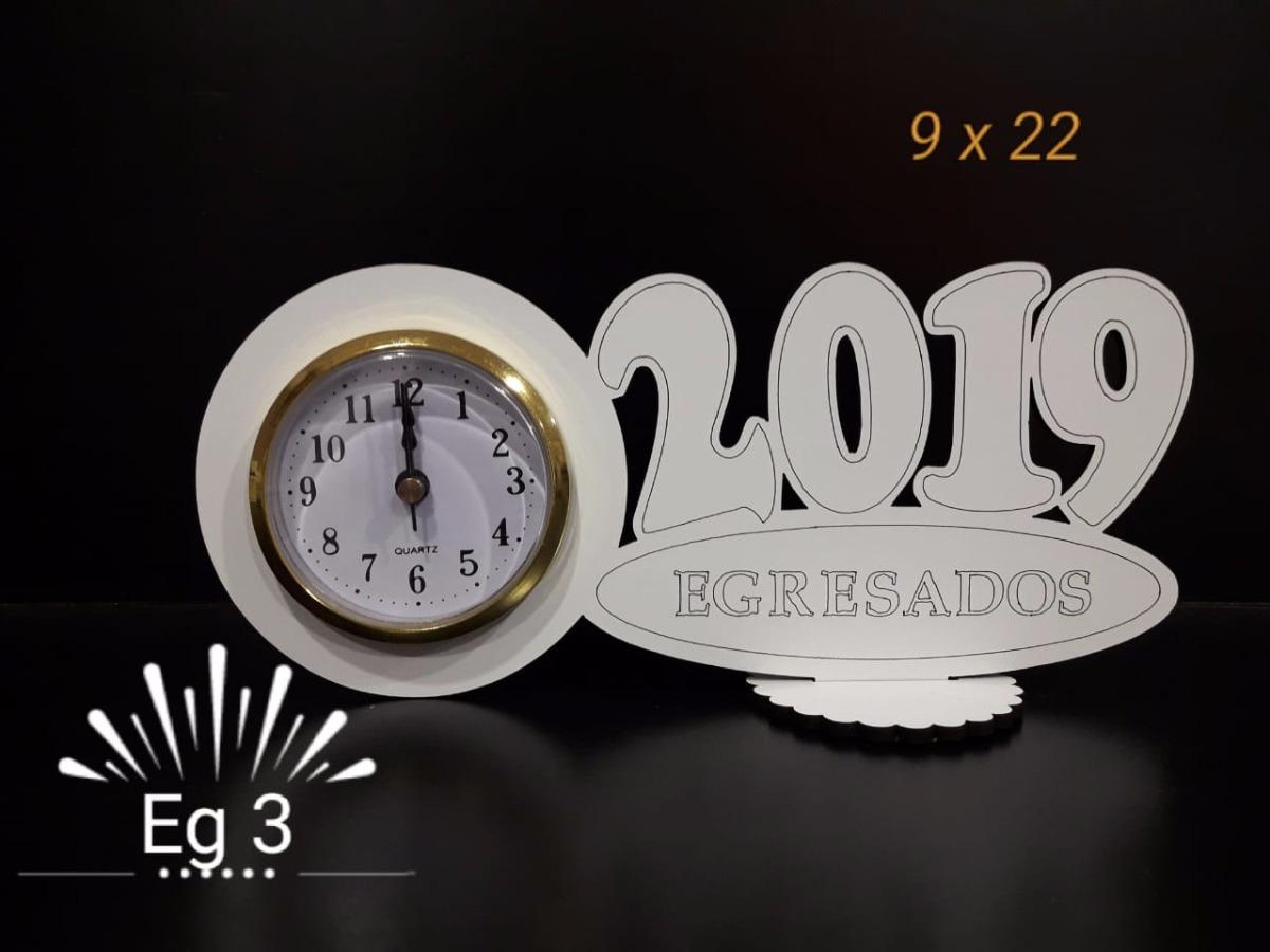 090b8bb6875c 32 Regalo Egresados Souvenirs Con Reloj Originales -   3.720