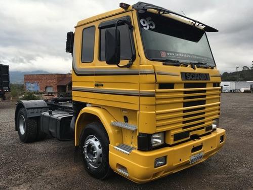 320 caminhões scania