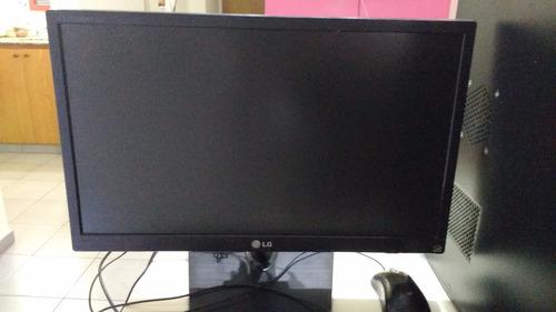 320 con monitor