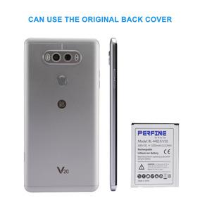3200mah Perfine Extender Batería Para Lg V20 H990 F800 Vs995