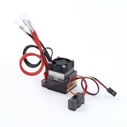 320a 7.2v-16v cepillado controlador velocidad esc para rc co