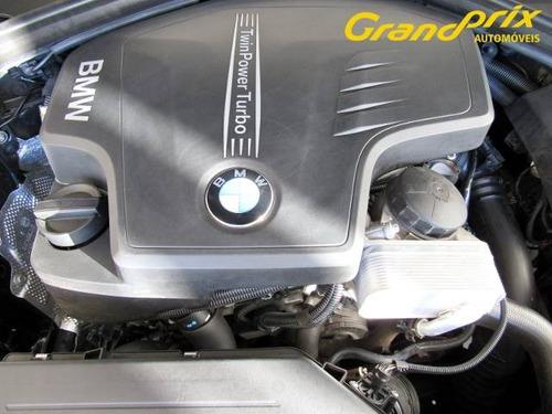 320i 2013 2.0 turbo preta completa único dono top de linha