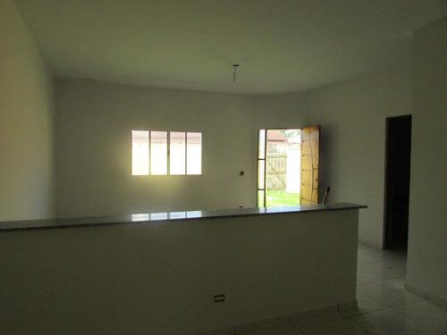 322 casa com 90m² bairro bopiranga  itanhaém - sp