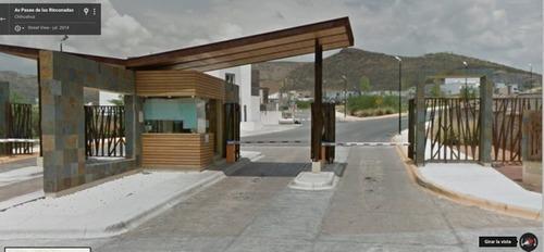 @325 m2 frente parque bosques del valle ii terreno vta guamacc 110616