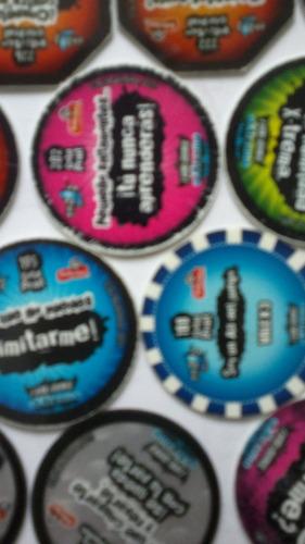 325 tazos de coleccion funki punki envio incluido