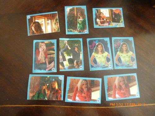 33 laminas del album  jonas brothers y tradin card