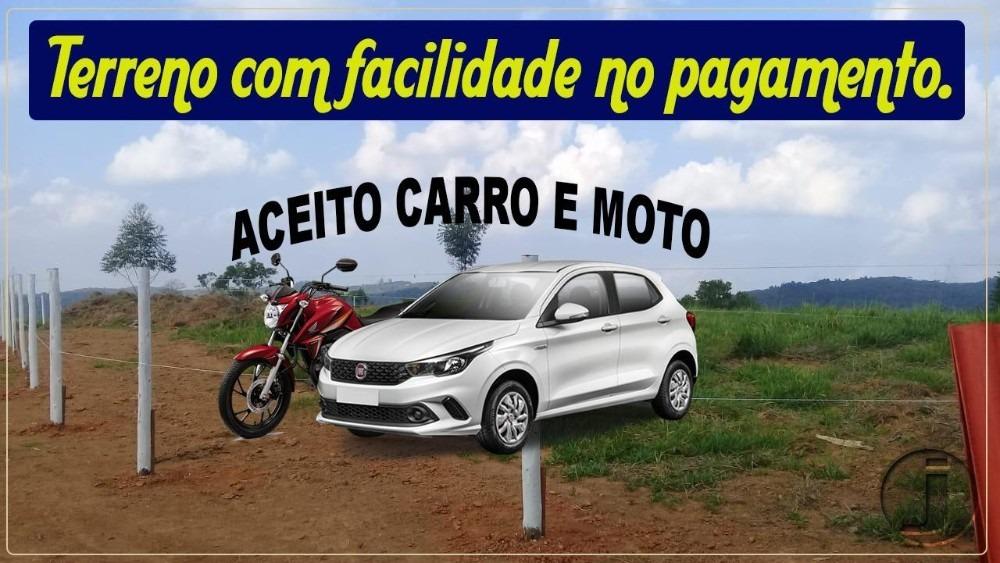 33 lotes a venda próximo a vargem grande paulista