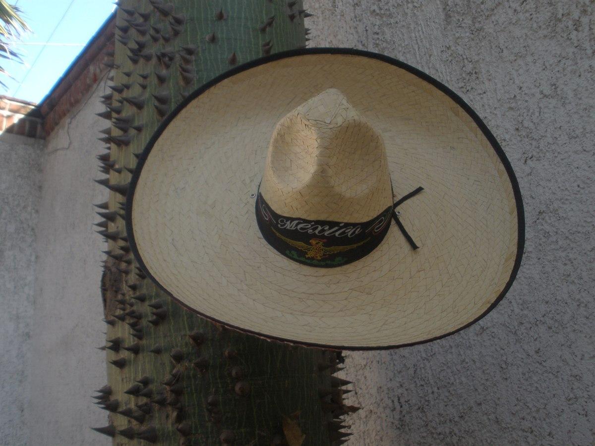 33 Sombrero Charro Caporal Paja Economico Escaramuza Mexico -   3 caa503b078d