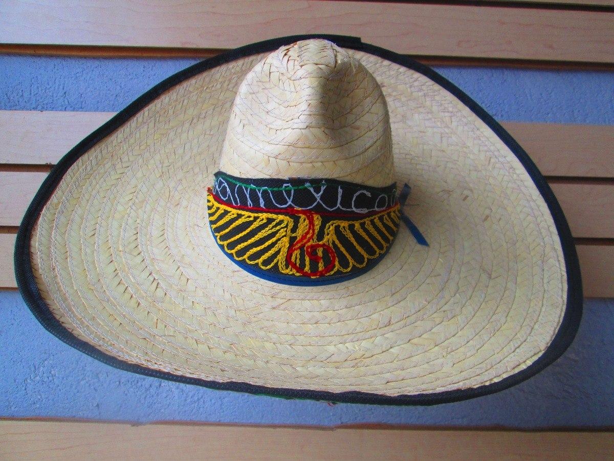 33 Sombrero Charro Caporal Paja Economico Escaramuza Mexico -   3 8c5e11016a1