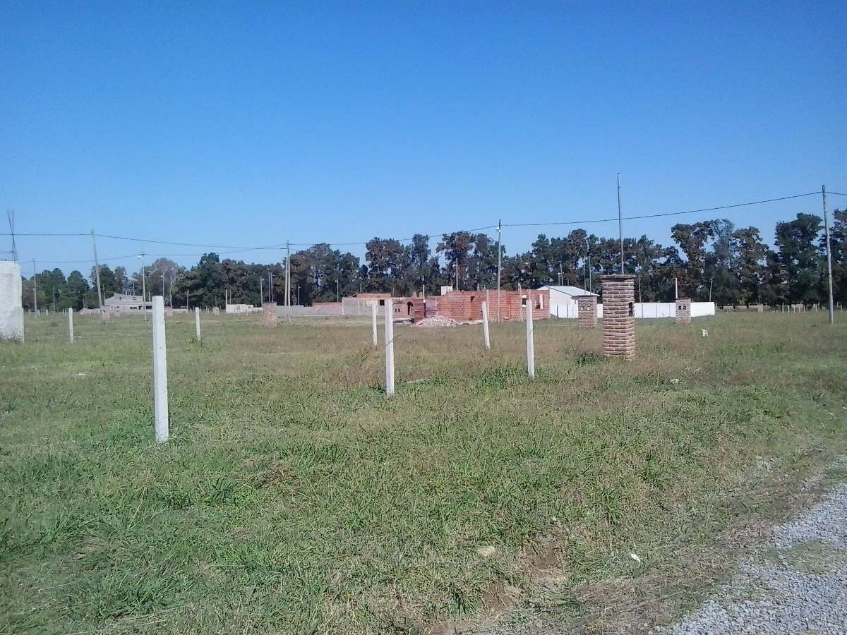 330. terrenos escobar financiados. 100% financiado en pesos