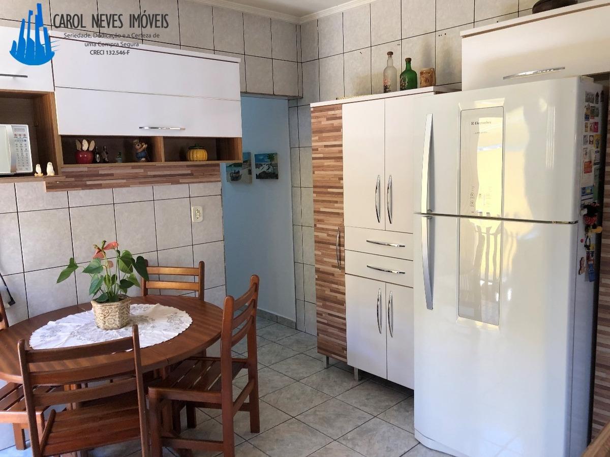 3302 - casa 3 dormitórios lado praia mongaguá
