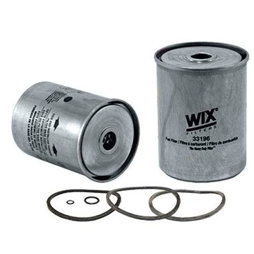 33196 filtro wix combustible t/cartucho bf884 ff4052 wc1191c