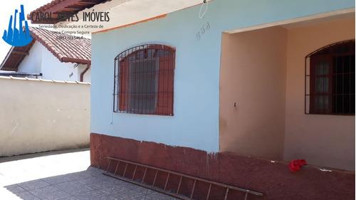 3349 - casa 2 dormitórios 200 metros da pista parcelamento
