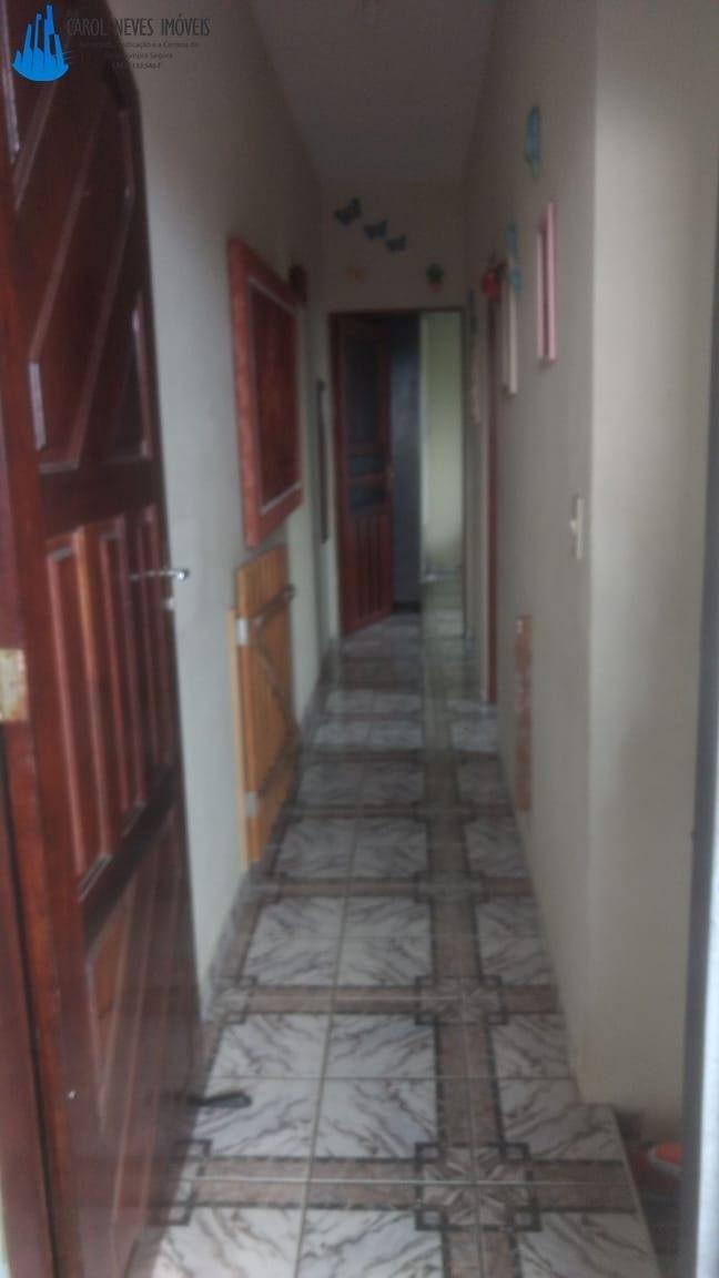 3366- sobrado 3 dormitórios 600 metros da praia mongaguá