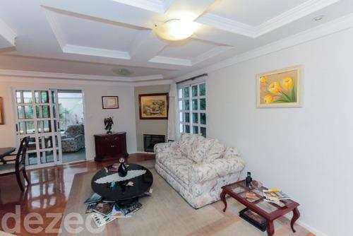 33706 -  casa de condominio 4 dorms. (3 suítes), brooklin - são paulo/sp - 33706