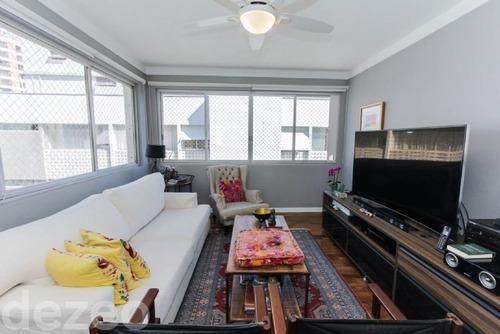 33850 -  apartamento 3 dorms. (1 suíte), itaim bibi - são paulo/sp - 33850