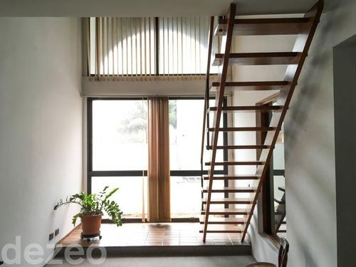 33856 -  apartamento duplex 1 dorm. (1 suíte), itaim bibi - são paulo/sp - 33856