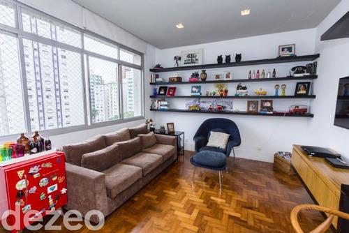 33860 -  apartamento 3 dorms. (1 suíte), itaim bibi - são paulo/sp - 33860