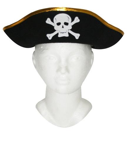 34 sombrero de pirata para niños envio gratis