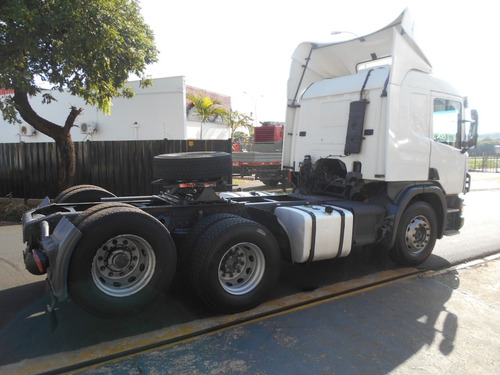 340 caminhões scania