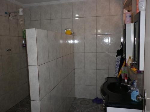 341 - sobrado mauá jd. guapituba 2 dorm 2 banheiros 6 vagas