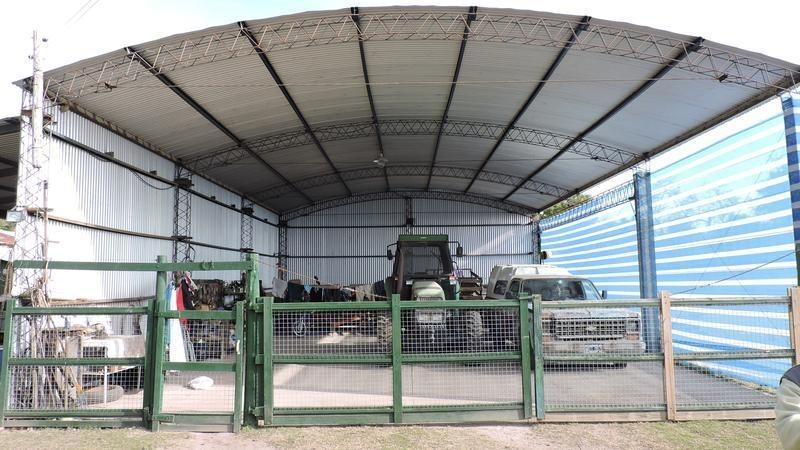 345 has en punta indio - estancia armada y en producción!