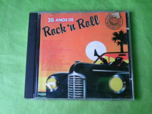 35 anos de rock`in roll ( cd)