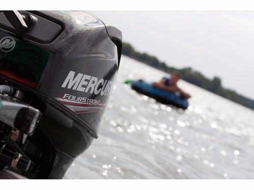 35% entr+10x motor de popa mercury 20 hp 4 t frete gratis